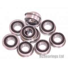 4x8x3 Flanged Bearing (x1) MF842rs