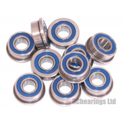 4x9x4 Flanged Bearing (x1) F684rs