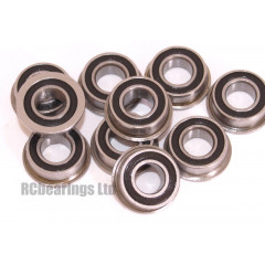 5x10x4 Flanged Bearing (x1) MF105rs