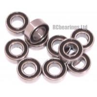 5x10x4 (RS) Bearing (x1) MR105rs