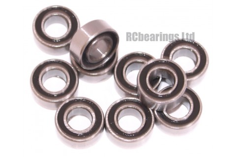 5x10x4 (RS) Bearing (x1) MR105rs