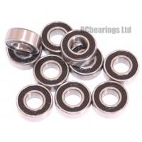 5x11x4 (CERAMIC RS) Bearing (x1) MR115crs