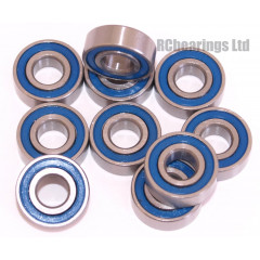 5x12x4 (RS) Bearing (x1) MR125rs