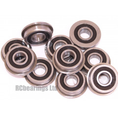 5x13x4 Flanged Bearing (x1) F695rs