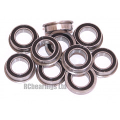 6x10x3 Flanged Bearing (x1) MF106rs