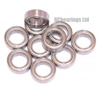 6x10x3 (MS) Bearing (x1) MR106zz