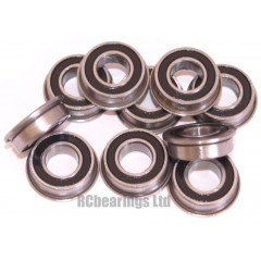6x12x4 Flanged Bearing (x1) MF126rs
