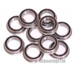 8x12x3.5 Flanged Bearing (x1) MF128rs