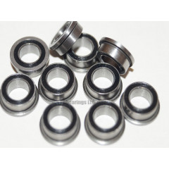 3/16x5/16x1/8 Flanged Bearing (x1) FR156rs