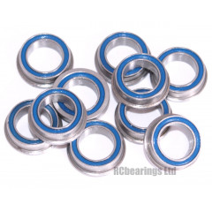 1/4x3/8x1/8 Flanged Bearing (x1) FR168rs