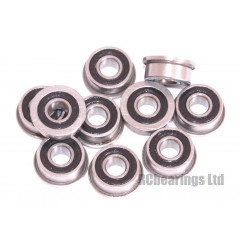 1/8x5/16x9/64 Flanged Bearing (x1) FR2-5rs