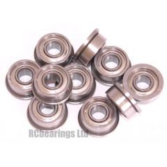 1/8x5/16x9/64 Flanged Bearing (x1) FR2-5zz
