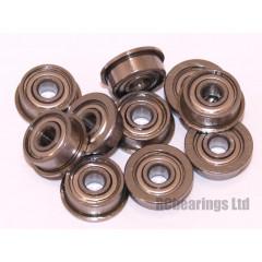 1/8x3/8x5/32 Flanged Bearing (x1) FR2zz