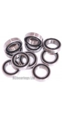 0.375 x 0..625 x 0.156 Rubber Shielded Bearing (x1) R1038rs