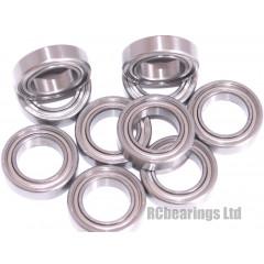 3/8x5/8x5/32 Metal Shielded Bearing (x1) R1038zz