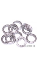 0.500 x 0.750 x 0.1.56 1/2x3/4x5/32 Metal Shielded Bearing (x1) R1212zz
