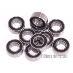 5/32x5/16x1/8 Rubber Shielded Bearing (x1) R155rs