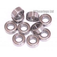 5/32x5/16x1/8 Metal Shielded Bearing (x1) R155zz