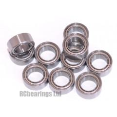 3/16x5/16x1/8 Metal Shielded Bearing (x1) R156zz