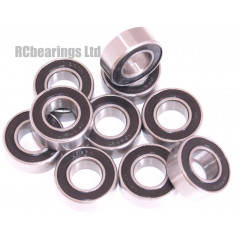 1/4x1/2x3/16 Rubber Shielded Bearing (x1) R188rs