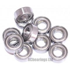 1/4x1/2x3/16 Metal Shielded Bearing (x1) R188zz