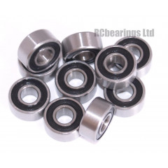 1/8x5/16x9/64 Rubber Shielded Bearing (x1) R2-5rs