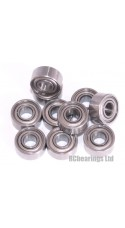 0.125 x 0.313 1/8x5/16x9/64 Metal Shielded Bearing (x1) R2-5zz