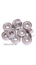 0.188 x 0.500 x 0.196 3/16x1/2x0.196 Metal Shielded Bearing (x1) R3zz