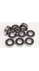0.375 x 0.875 x 0.281 3/8x7/8x9/32 Rubber Bearing (x1) R6rs
