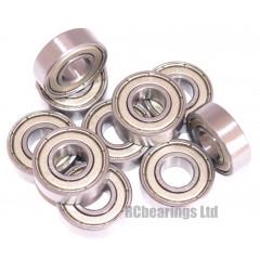 3/8x7/8x9/32 Metal Shielded Bearing (x1) R6zz