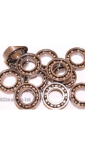 15x28x7 (Stainless Steel) Open Bearing (x1) s6902