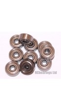 3x10x4 (Stainless Steel) Bearing (x1) S623zz