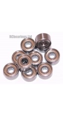 3x8x4 (Stainless Steel) Bearing (x1) S693zz