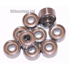 3x8x4 (Stainless Steel) Bearing (x1) S693zz