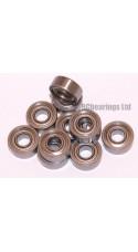 4x10x4 (Stainless Steel)  bearing (x1) SMR104zz