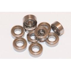 5x10x4 (Stainless Steel) Bearing (x1) SMR105zz