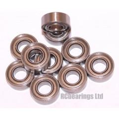 5x11x4 (Stainless Steel) Bearing (x1) MR115szz