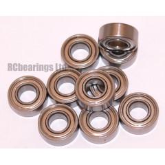 6x13x5 (Stainless Steel) Bearing (x1) SMR686zz