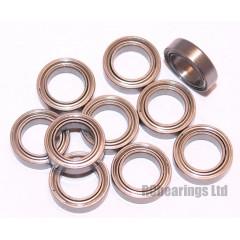 7x11x3 (Stainless Steel) Bearing (x1) SMR117zz