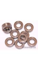 8x16x5 (Stainless Steel) Bearing (x1) SMR688zz
