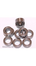 3/16x5/16x1/8 (Stainless Steel) Bearing (x1) SR156zz