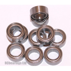 3/16x5/16x1/8 (Stainless Steel) Bearing (x1) SR156zz