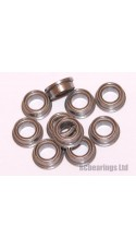 3/16x5/16x1/8 (Stainless Steel) Flanged Bearing (x1) SFR156zz