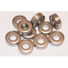 3/8x7/8x9/32 (Stainless Steel) Bearing (x1) SR6zz