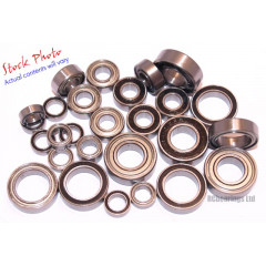 Hobbytech HT1 1/10th Electric Touring Car FULL Bearing Set - RCbearings