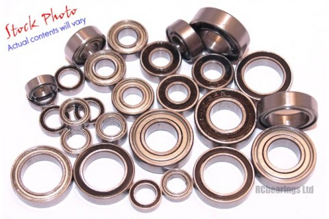 Hobao Hyper VS 1/8th Buggy FULL Bearing Set - RCbearings
