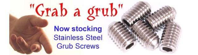 Grub Screws