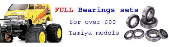 Tamiya Bearings