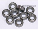 4x8x3 (MS) Bearing (x1) MR84zz
