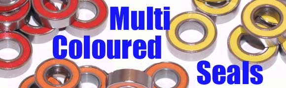 Coloured Bearings